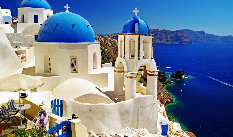santorinit, greece, landscape, house, природа, море, город, остров, white, greek