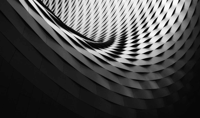 white, black, architecture