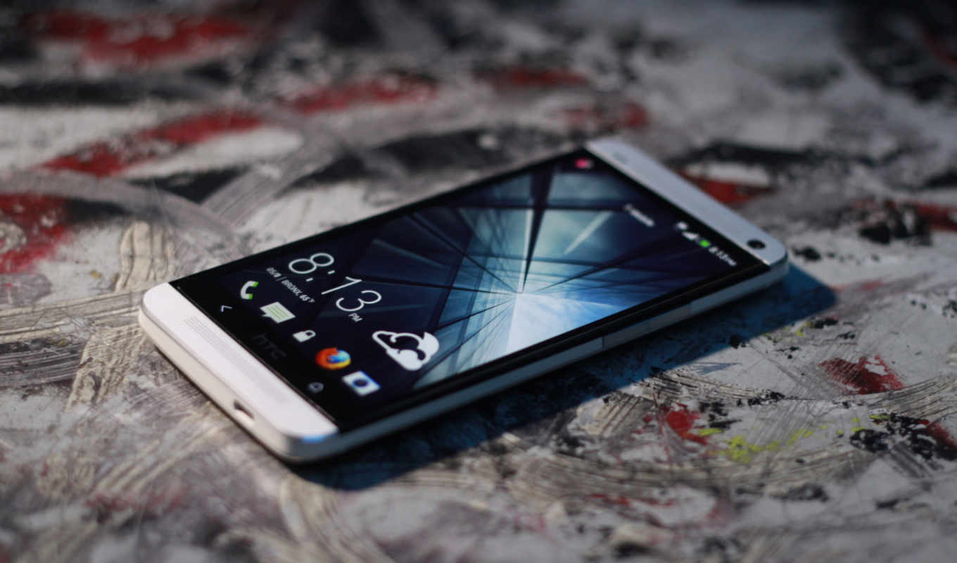htc, one, smartphone, stylish,