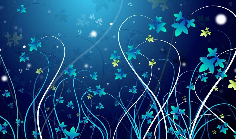 абстракция, print, цветы, pattern,