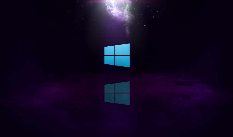 windows, логотип, win10,