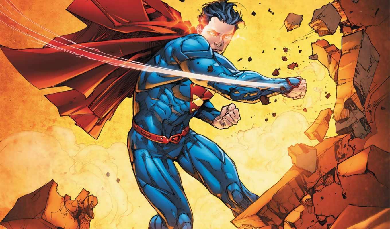 superman, new, comics,