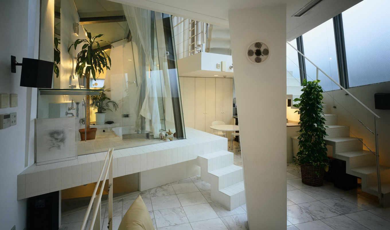 интерьер, перегородки, мебель, интерьере, design, стеклянные,