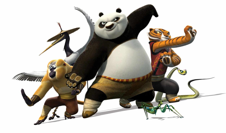 панда, кунг, boo,