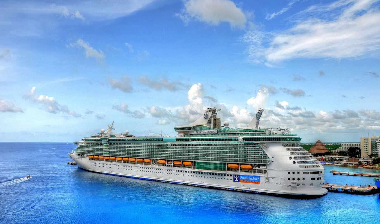 корабль, cruise, house, собака, лайнер