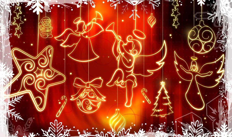 год, christmas, новый, desktop, widescreen, картинка,