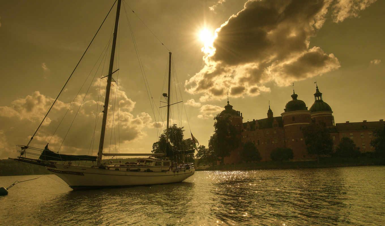 sweden, озеро, категории, туры, яхта, daily, нов, корабли,
