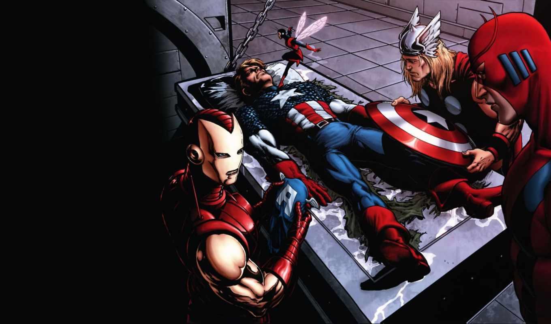 captain, america, комикс, comics, marvel, мужчина,