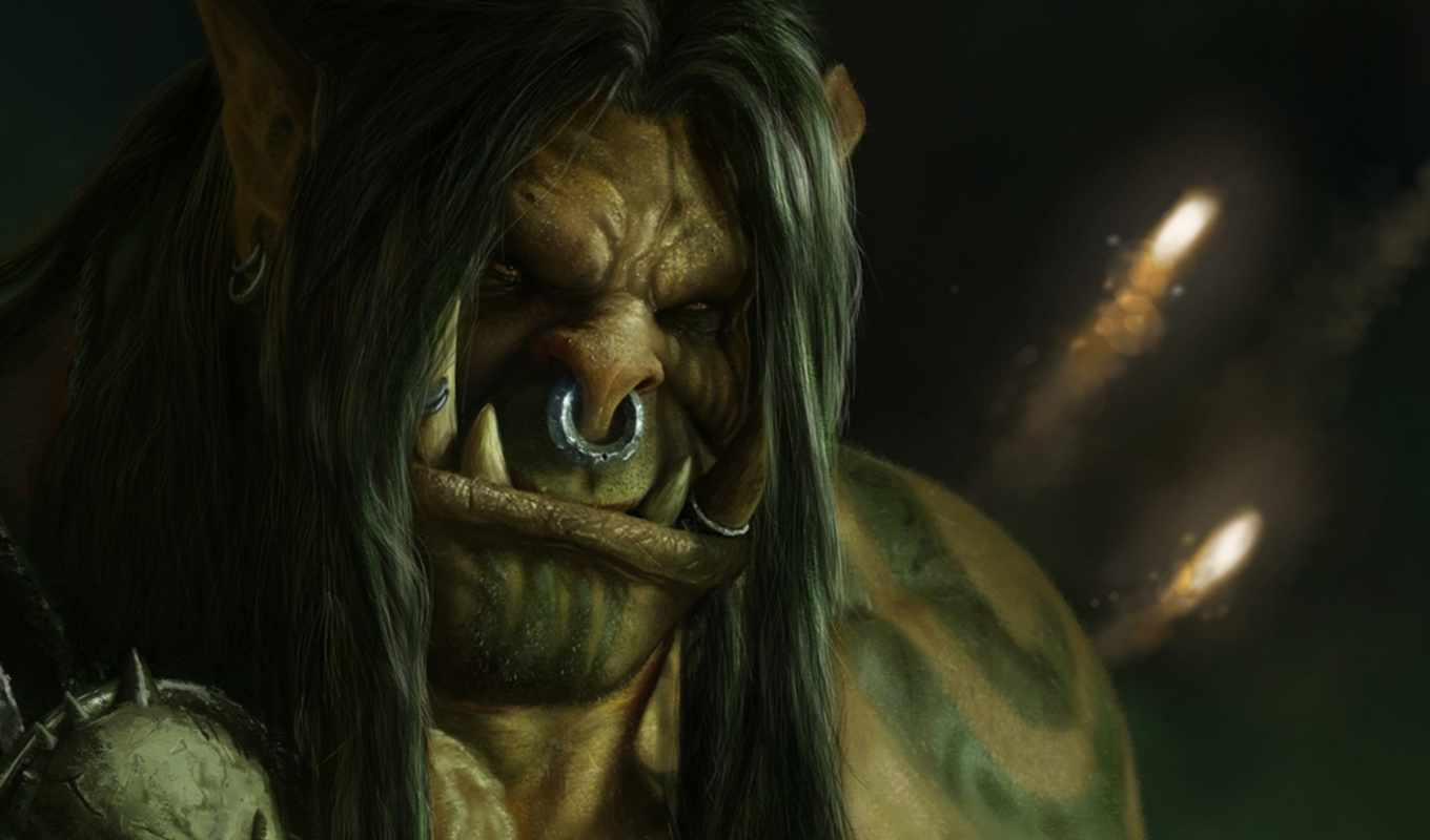 warcraft, world, hellscream, grommash, wow, warlords, draenor, garrosh, desktop,