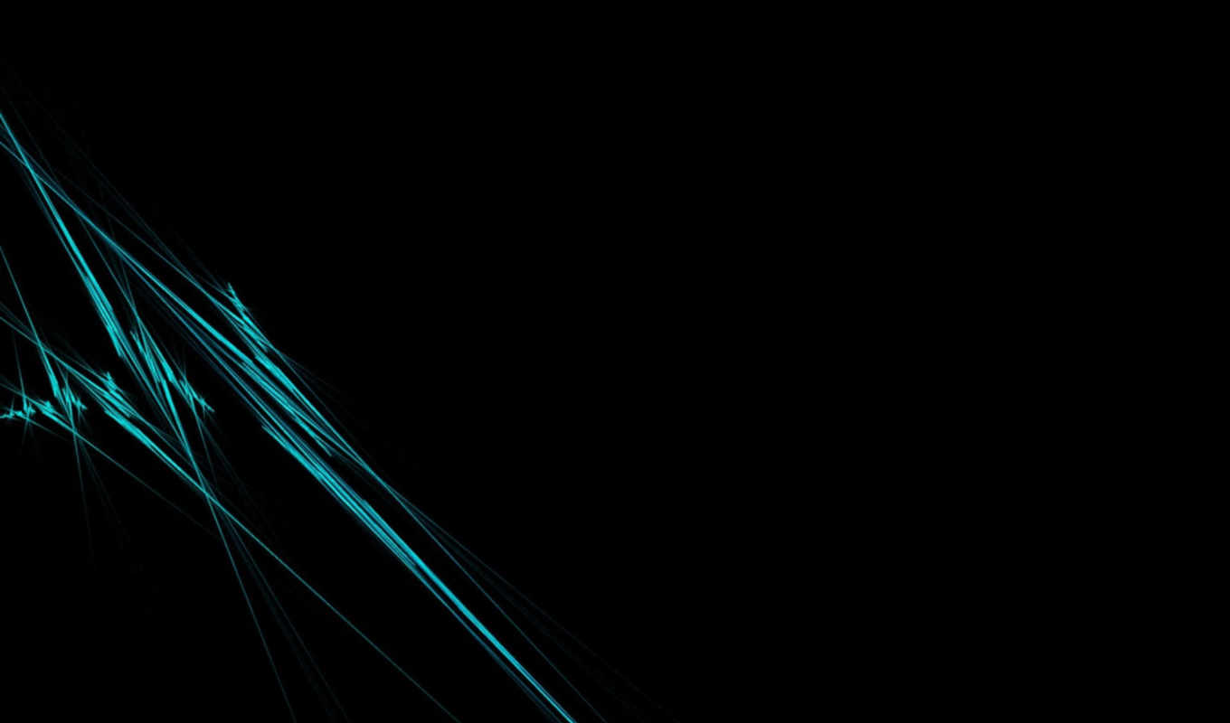 black, abstract, фон, blue, res,