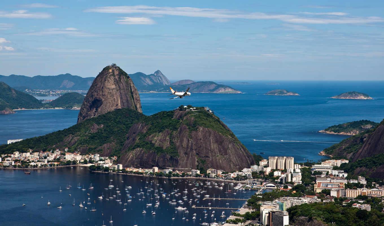 rio, janeiro, brazil, широкоформатные, pan,