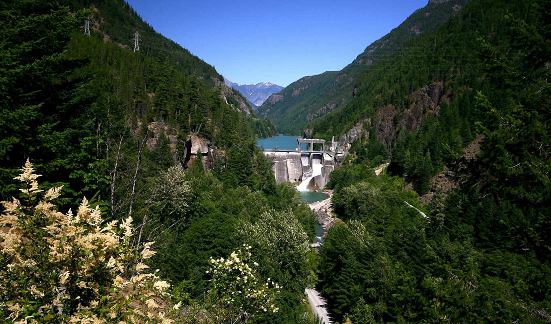 mountains, dam, nature, between, river, size, dunyanin, manzaralari, güzel,