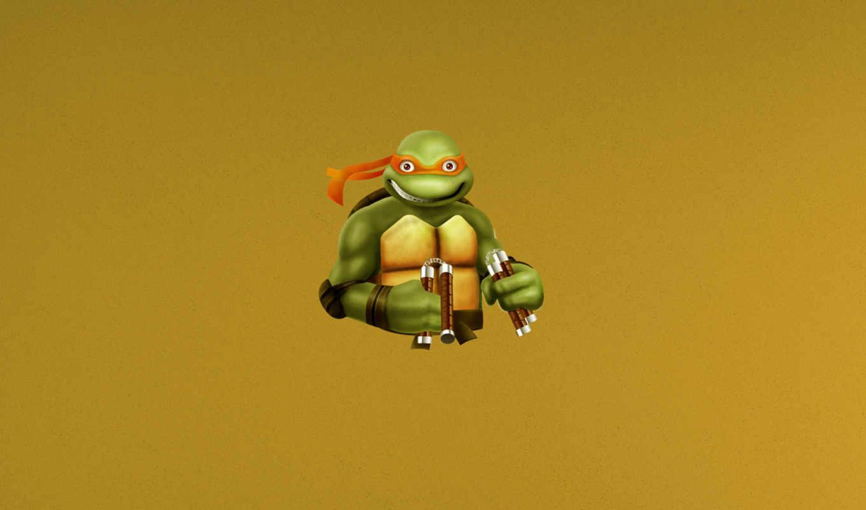 черепашки, teenage, ниндзя, минимализм, ninja, turtles, mutant,