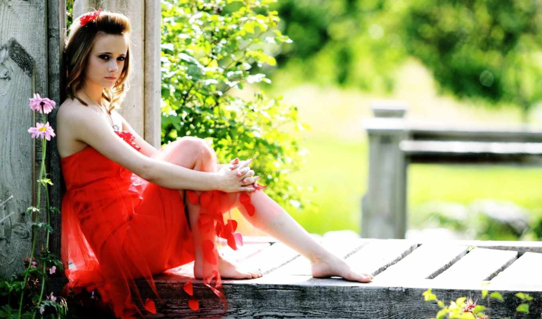 summer, девушка, красавица, категория, девушки, совершенно,