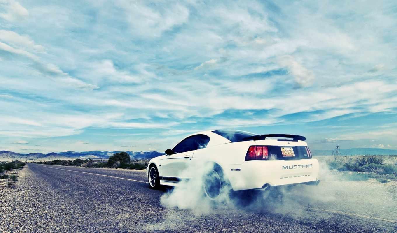drift, mustang, взгляд, гонки, мотоспорт, gtr, skyline, nissan, ford,