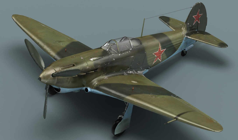 як, истребитель, советский, war, thunder, самолёт, яковлев,