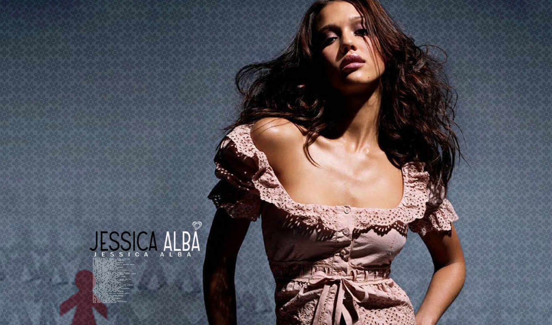 alba, джессика, фотосессии, журнала, allure,
