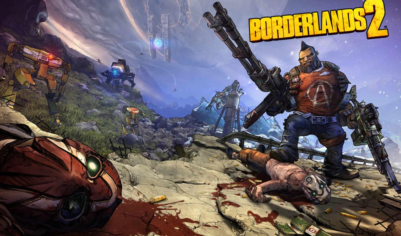 game, borderlands, cover, gameinformer, has, magazine, informer, который, exclusive, you,