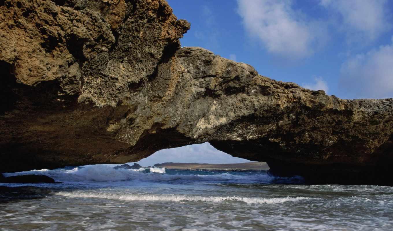 wallpaper, aruba, bridge, resimleri, sea, natural, wallpapers, beach, изображение, desktop, small, world, море, it, like, природа, and, waves, hd,