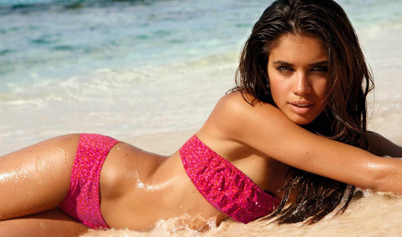 calzedonia, sara, sampaio, сара, рисунки, bikinis, модель, брюнетка, modelleri, bikini, breeze, she, with, year, swimwear,