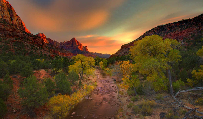 широкоформатные, природа, xperia, winter, горы, красивая, national,