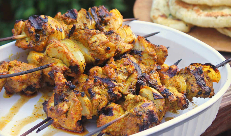 курица, tikka, рецепт, indian, masala, еда, grilled, recipes,