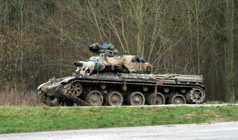 amx, танк, armored, главное, combat, french, франции,