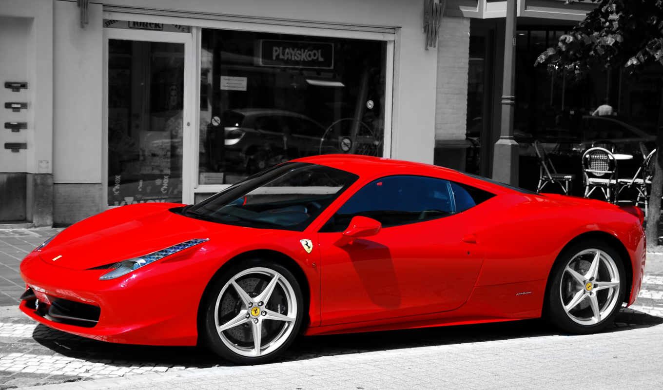 ferrari, italia, cars, high,