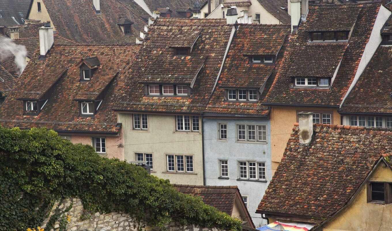город, швейцария, cotswold, schaffhausen, building, крыша, качество, добавить, назад, symphonic