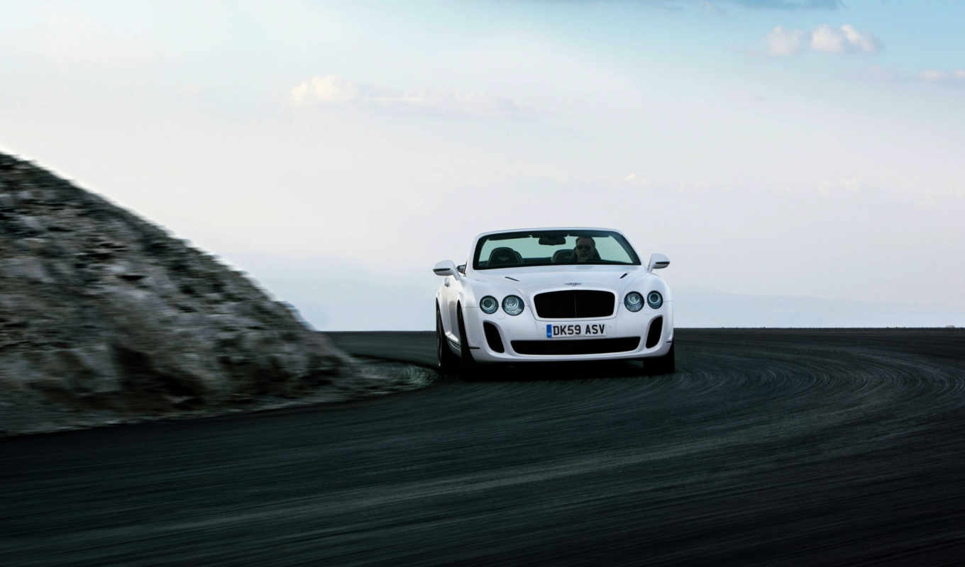 bentley, continental, supersports, кабриолет,