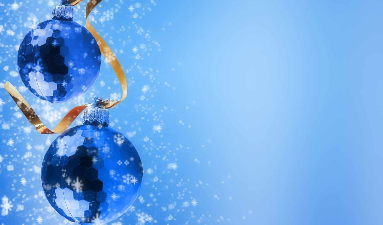 christmas, новогодние, tapety, blue, год,