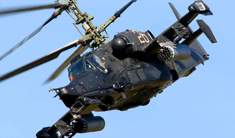 spacecraft, акула, черная, вертолет, акулы, аллигатор, Ка-50,