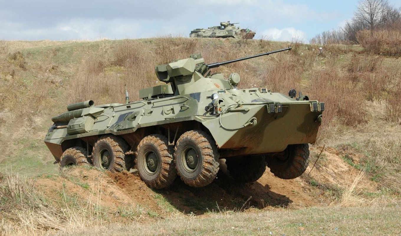 бтр, бронетранспортер, новый, ам, проходит, испытания, техника, россия, армии, машина, российской,