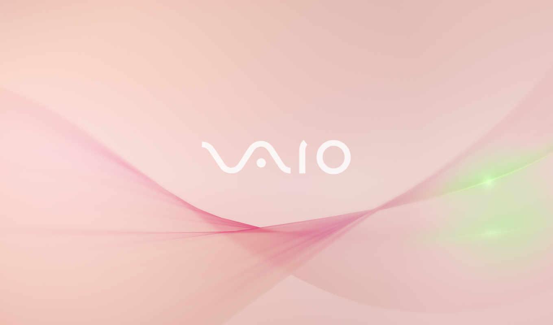 vaio, sony, notebook, logo, pink
