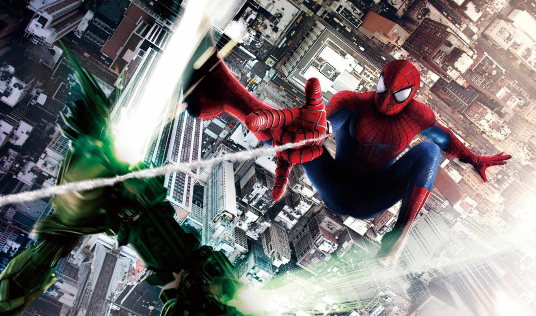 паук, amazing, мужчина, spiderman,