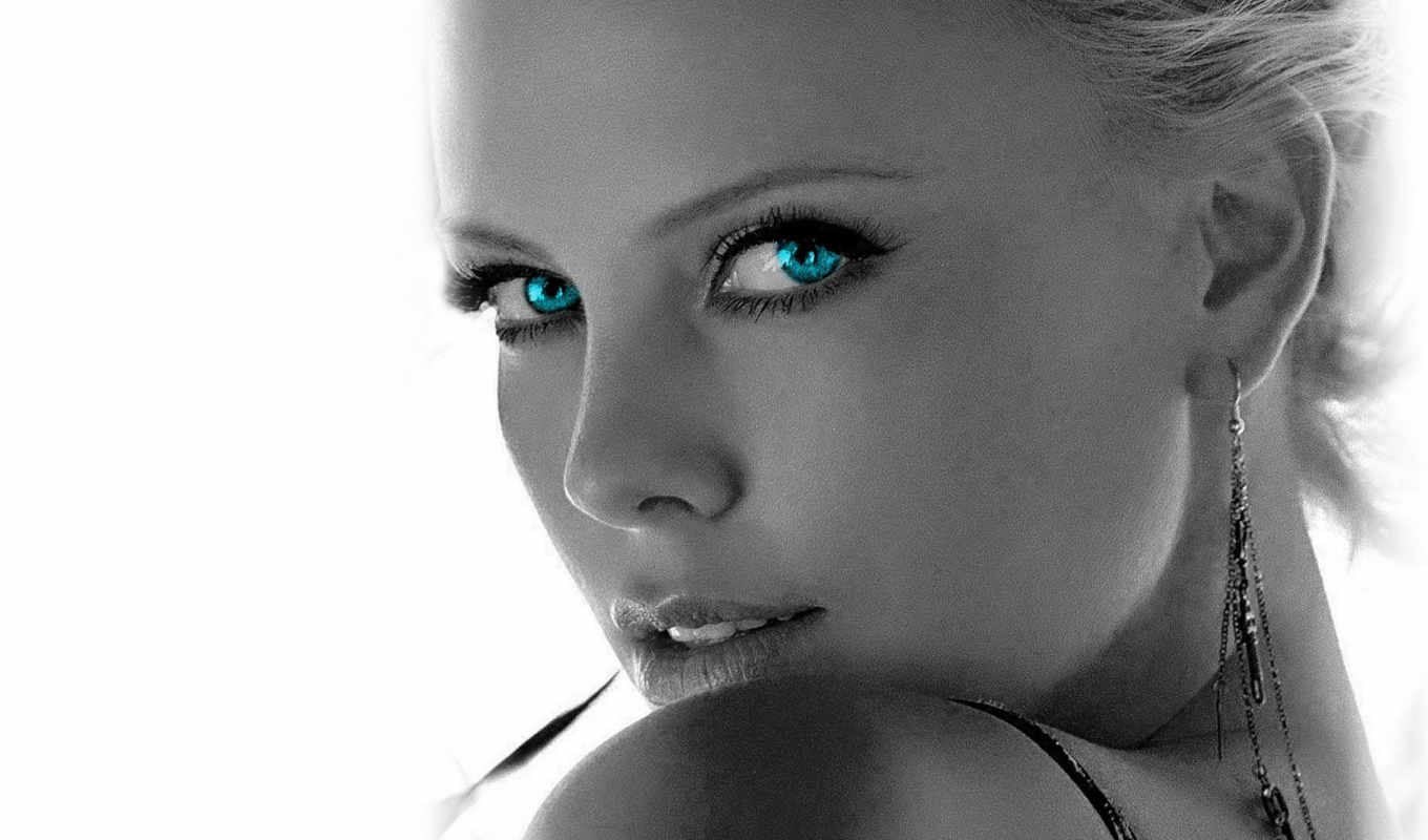 eyes, charlize, theron, blue, blondes, women, her, actress, desktop, you, beauty, celebrity, ipad, hot, similar, девушки,