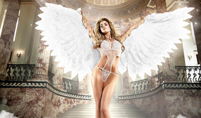 девушка, angel, sexy, коллекция, секси, ангел, крыльями,