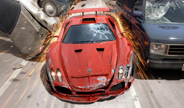 burnout, revenge, скорость, машина, criterion, часть, гонки, авария, full, size, car,