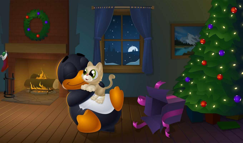 вектор, пингвин, котик, картинка, кнопкой, ней, скачивания, правой, выберите, save, картинку, разрешением, мыши,