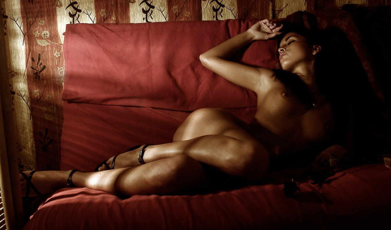 тень,девушка,грудь,секси,вечер,