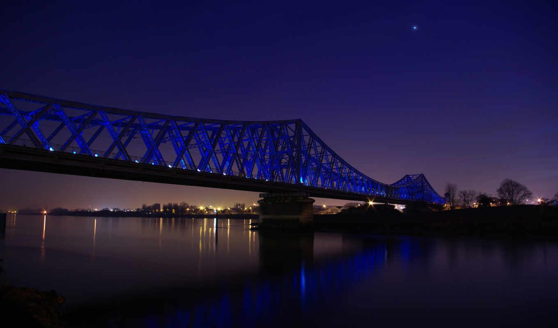 роуэн, мост, makavelie, wp, pont, water, огни, янв, deviantart, нов, ночь, города,