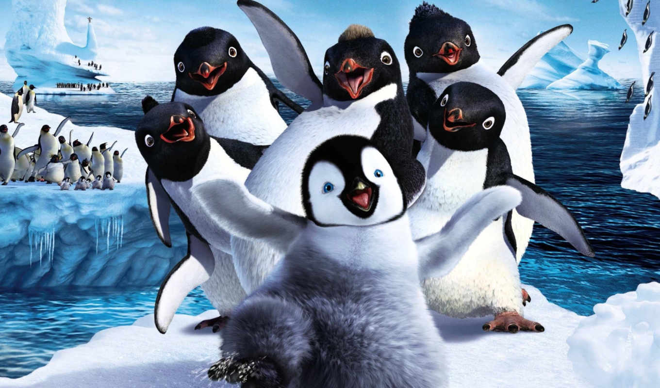 пингвинов, penguins, world,