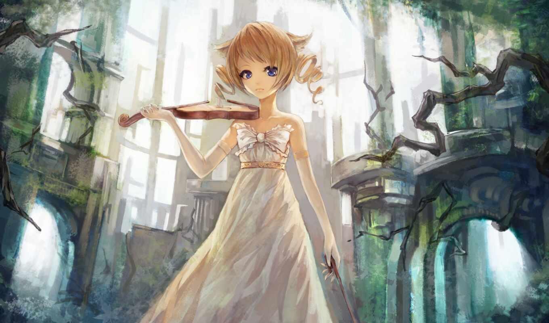relax, музыка, piano, скрипка