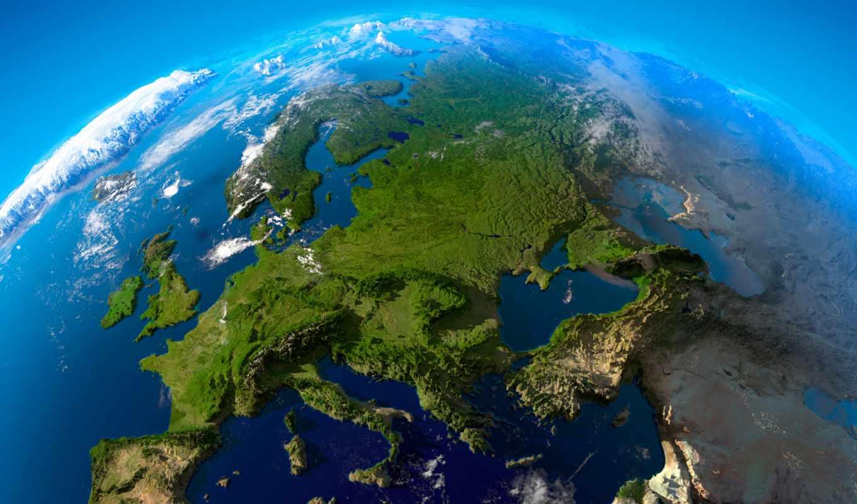 Обои европы, land, cosmos, раздел Космос, размер 2880x1800 Wide Retina -  скачать бесплатно картинку на рабочий стол и телефон
