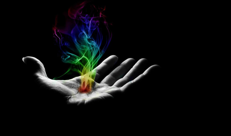 aura, colors, and, wallpaper, desktop, color, pict