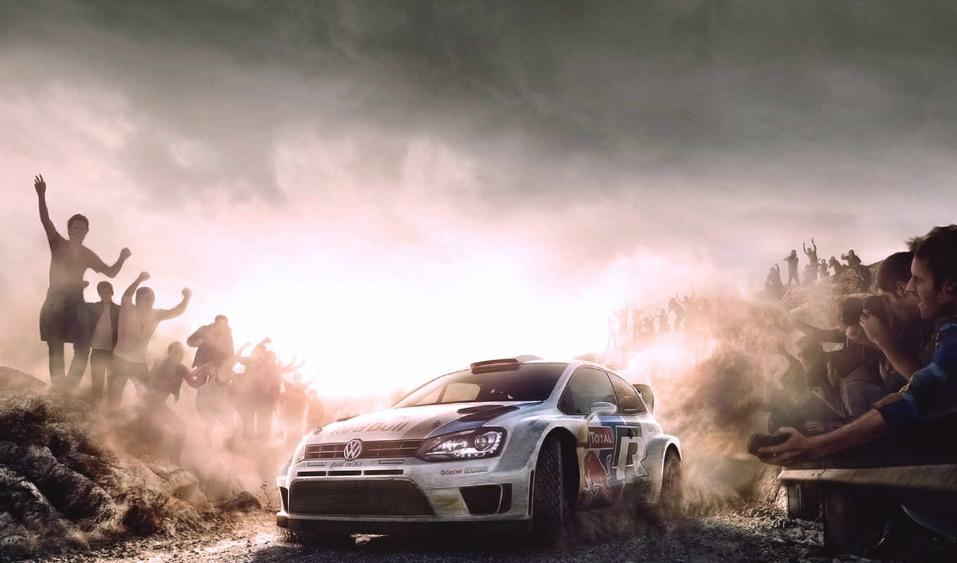 rally, volkswagen, world, polo, wrc, game, спорт, автомобили, машина, андроид, игре, der, люди, vw,
