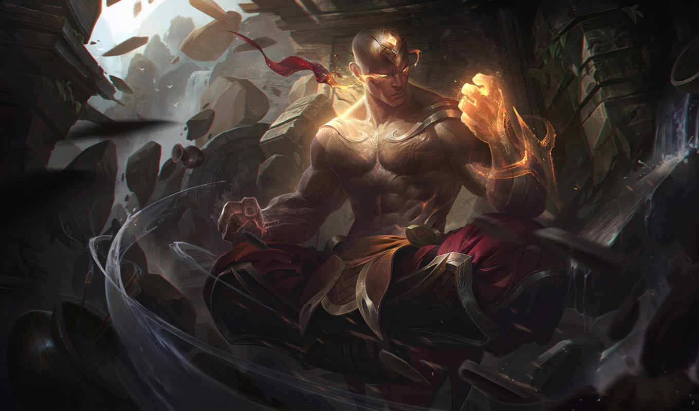 god, lee, кулак, sin, league, skin, legends,