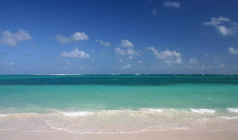 wallpaper, пляж, beach, hd, лето, небо, республика, wallpapers, broken, доминиканская, смотрите, море, картинка, full, commonwealth, гаити, отдых, sunny, computer, природа, предыдущая, ocean, games, g