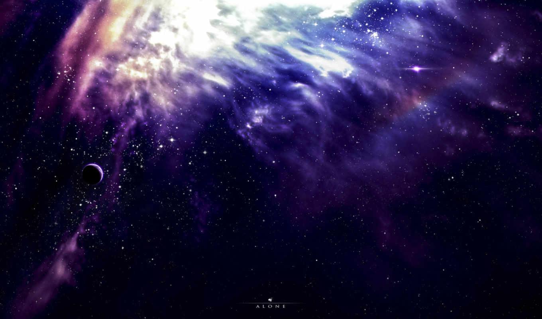 planet, бесконечность, космос, звезды,