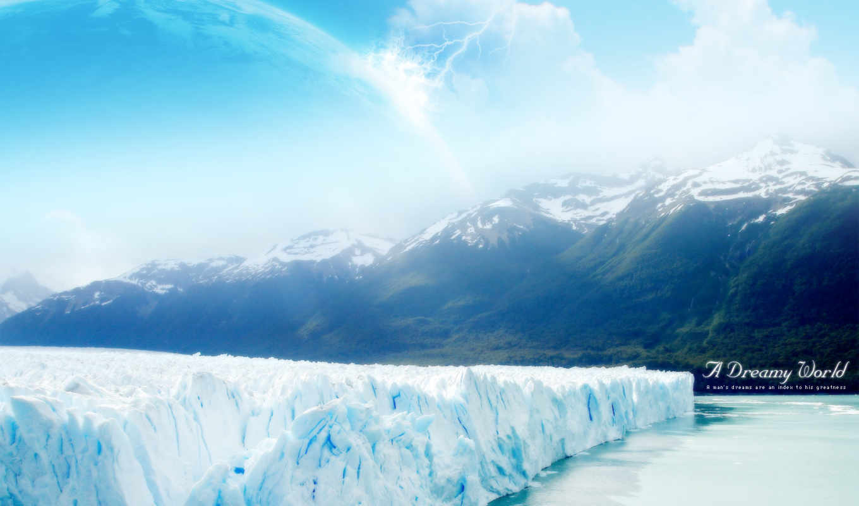 горы, dreamy, world, winter, fone, зимние,